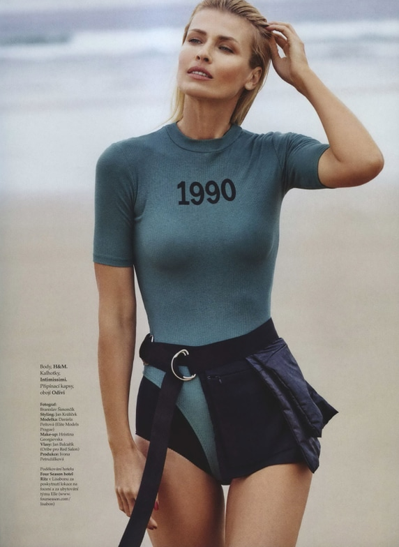 Daniela Pestova Modelwerk
